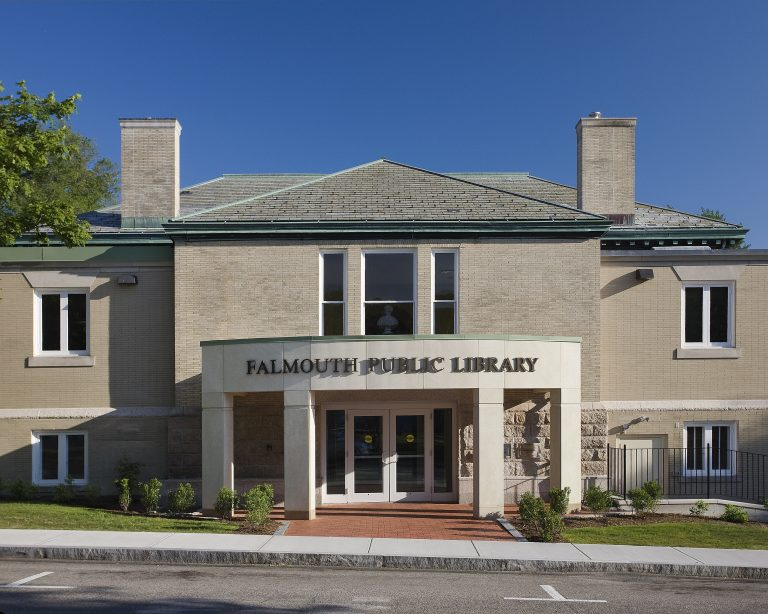 Katherine Lee Bates Library