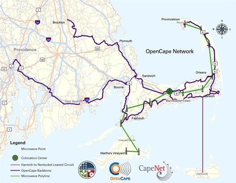 OpenCape Map